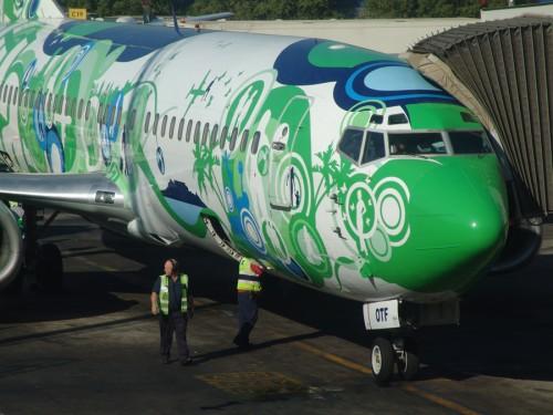 Jetsetter plane Kulula Airlines