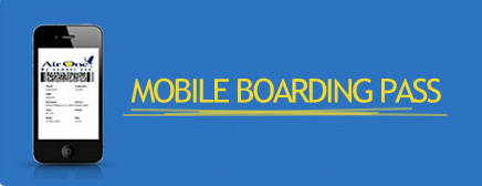 Web Check-in mobile Airone