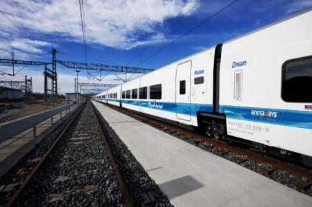 Treno Trenhotel Arenaways