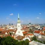 Bratislava: visitare i punti panoramici della città!