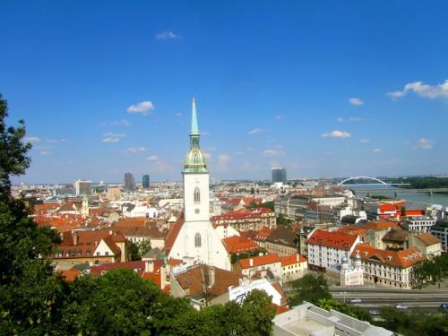 Bratislava visitare Castello