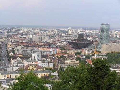 Bratislava visitare Slavin