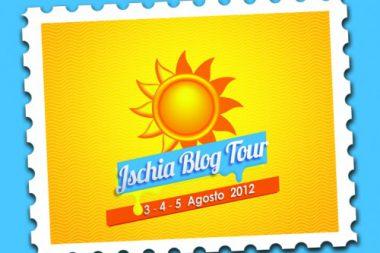 Ischia Blog Tour Logo