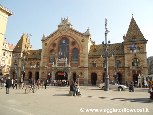 Visitare Budapest Mercato Coperto