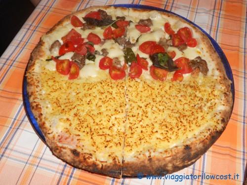 Pizza Fiocco Pizzeria Napoli