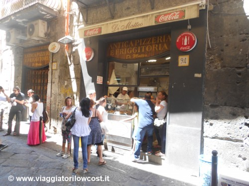 Pizzeria Di Matteo Napoli