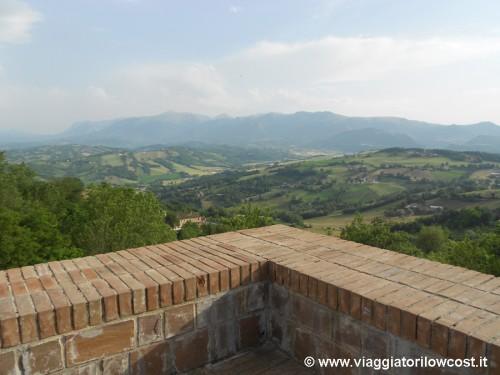 Panorama San Ginesio