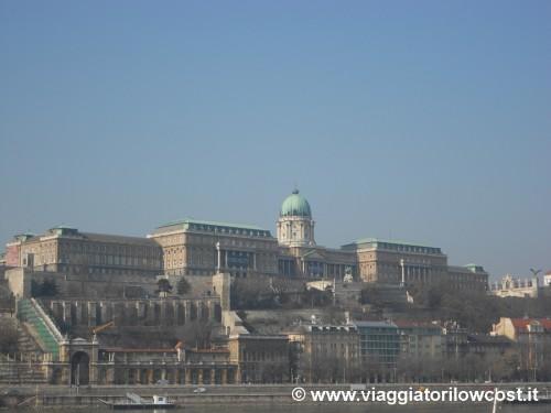 Visitare Budapest Castello