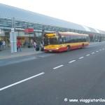 Come arrivare dall'aeroporto di Modlin a Varsavia centro