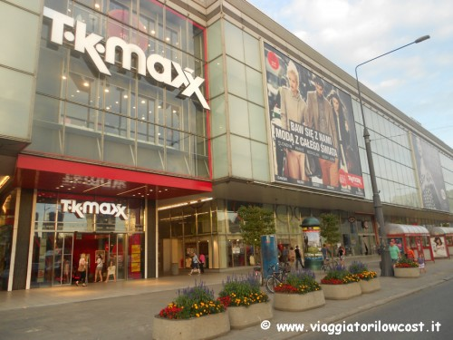 Dove fare shopping a Varsavia
