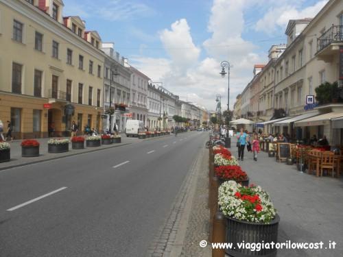 Shopping a Varsavia Via Reale