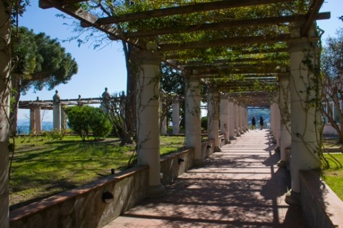 Ischia Villa Arbusto