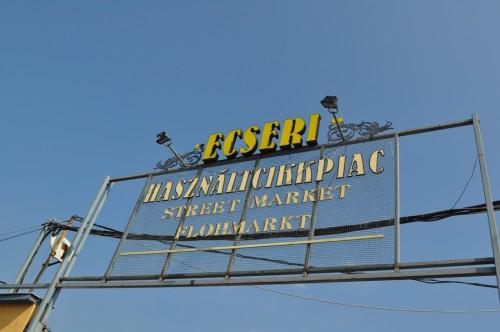 Mercato Budapest Ecseri Piac