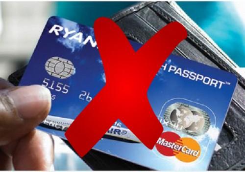 Ryanair Cash Passport