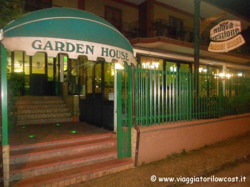 Ristorante a Bellona Garden House