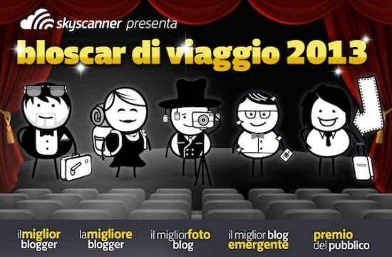 Bloscar 2013 Blog di Viaggio