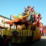 Carnevale del Veneto 2013 a Casale di Scodosia