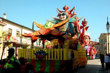 Carnevalde del Veneto 2013
