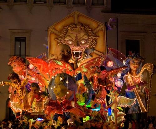 Carnevale in Sicilia 2013