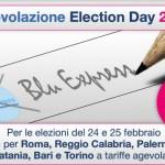 Elezioni 2013: Voli a meno 40% per gli elettori fuori sede