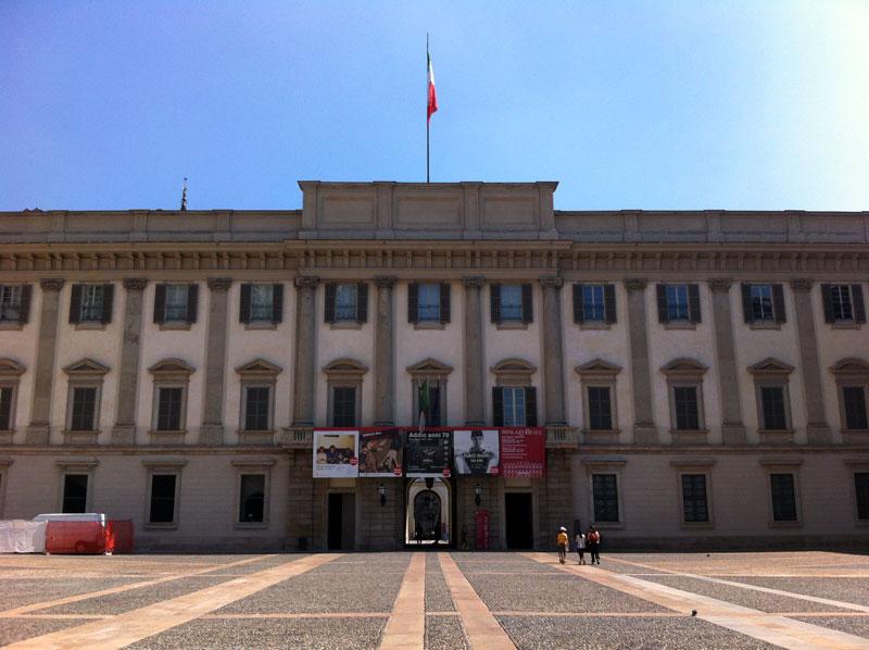 Mostre a milano 2013 viaggiatori low cost for Mostre palazzo reale 2015