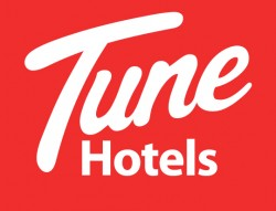 Tune Hotels hotel low cost