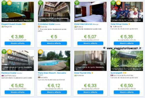 offerte supersegrete booking.com