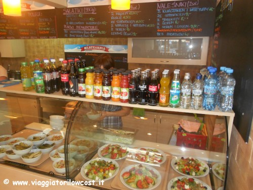 dove mangiare a Varsavia