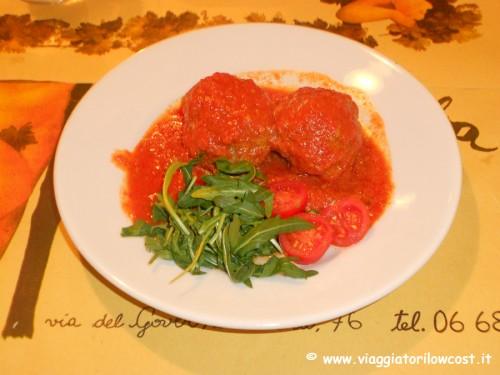 mangiare bene a Roma centro