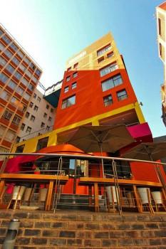 easyHotel Johannesburg Sudafrica