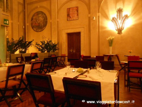 Grand Hotel Continental a Siena