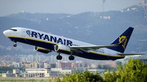 Voly Ryanair a Ragusa Comiso