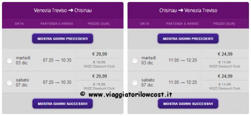 Voli low cost per Chisinau