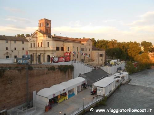 Lungo il Tevere Roma 2013