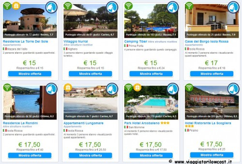 offerte supersegrete di Booking.com