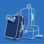 Airone: bagaglio da stiva gratis per alcune destinazioni
