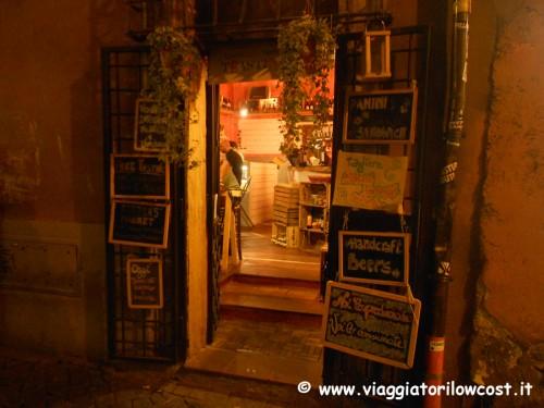 Roma aperitivo a Trastevere