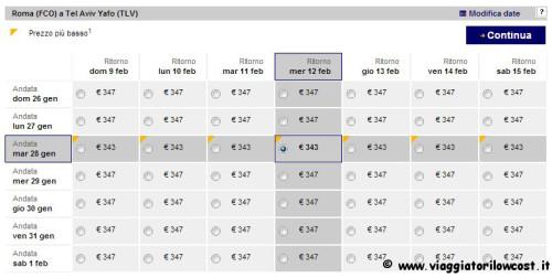 voli low cost Lufthansa