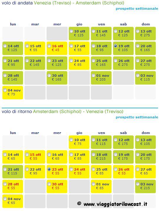 Voli low cost per amsterdam a 30 per il 2013 e 2014 for Case low cost amsterdam