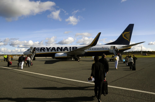 Ryanair posti assegnati gratis