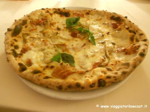 dove mangiare la pizza a Piano di Sorrento