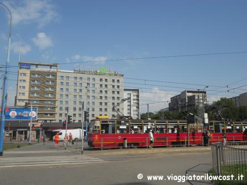 dove dormire a Varsavia