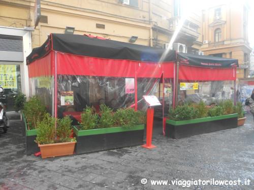 mangiare bene a Napoli Il peperoncino birichino