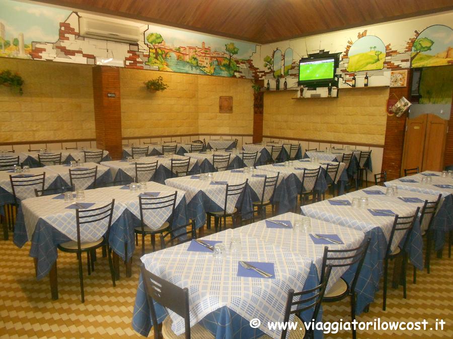 Ristorante a roma la valle del sacco a piramide for La vecchia roma ristorante roma