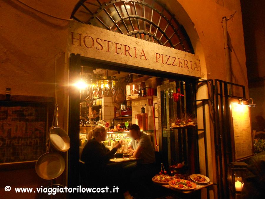 Cantina e cucina a roma un ristorante dove mangiare tipico viaggiatori low cost - Cucina messicana roma ...