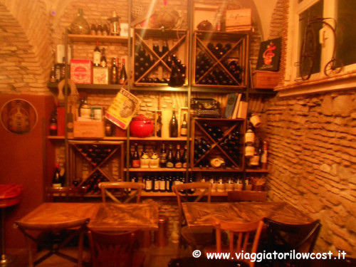 Cantina e Cucina a Roma dove mangiare tipico