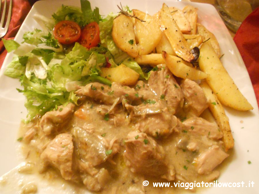 Cantina e cucina a roma un ristorante dove mangiare for Mangiare tipico a roma