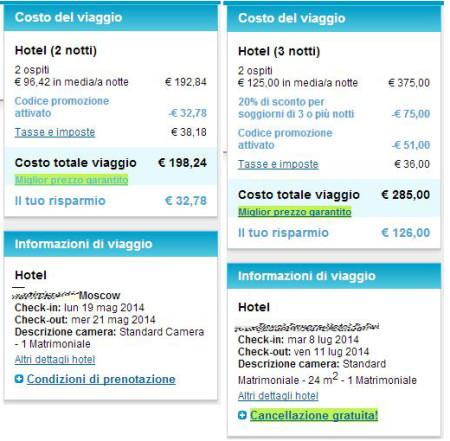 codice promo Rates To Go 2014