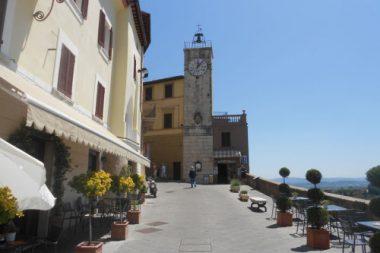 cosa vedere a Chianciano Terme Borgo Siena