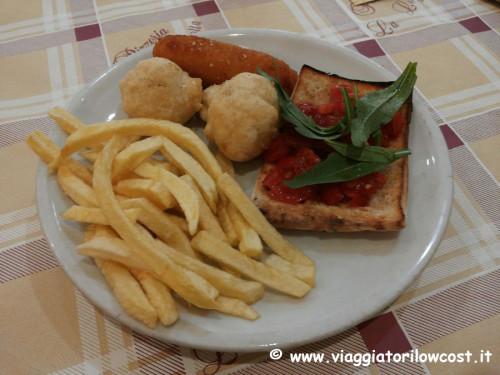 mangiare una buona pizza a Caserta